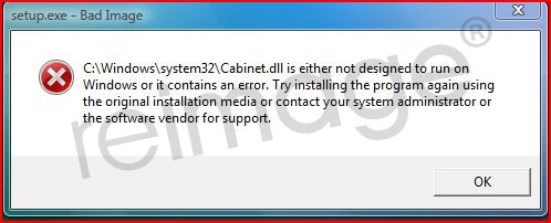 windows vista dll error
